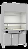Шкаф вытяжной лабораторный ШВЛ-02 (классический)