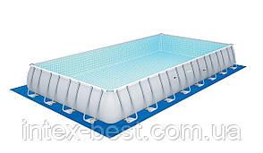 Каркасный бассейн Bestway 56623 (956x488x132 см.), фото 2