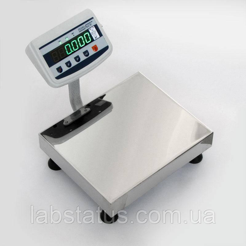 Весы товарные TB1-60-10-(400x400)-S-12ep