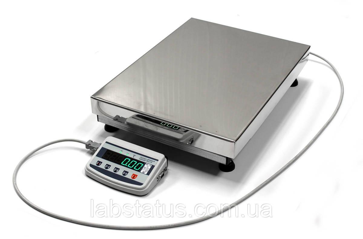 Весы товарные TB1-150-20-(400x400)-S-12ep