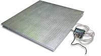 Весы платформенные TB4-1500-0,5-(1250x1500)-S-12eh (пыле-влагозащищенные)