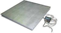 Весы платформенные TB4-6000-2-(2000x3000)-S-12eh (пыле-влагозащищенные)