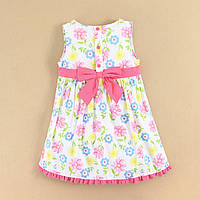 Платье для девочки летнее.