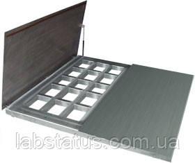 Весы платформенные TB4-1500-0,5-(2000x1500)-N-12eh (н/ж)