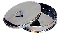 Крышка для сит СЛК-300 (нержавейка)