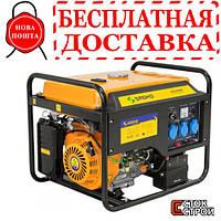 Бензиновый генератор SADKO GPS-6500 Е+масло в подарок, фото 1