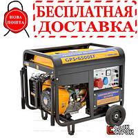 Бензиновый генератор SADKO GPS-6500 ЕF+масло в подарок, фото 1