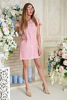 Платье Люсси АПМ 0262 красный