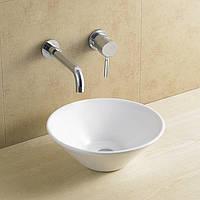 Умывальник чаша на столешницу в ванную Rocio A8015.