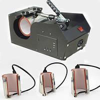 Термопресс горизонтальный MP-60D(4 насадки)