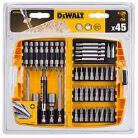 DEWALT Набор бит и держателей Dewalt DT71518 45 предметов