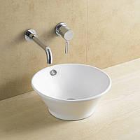Накладной умывальник чаша в ванную Rocio A8062.