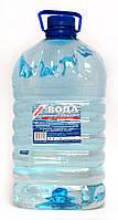 Дистиллированная вода - 5 литров