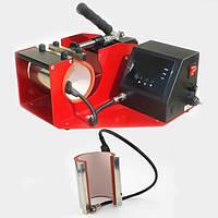Термопресс для чашек Standart+ MP-70 СА с 2-мя насадками