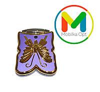 """Телефон """"бабочка"""" К-198  2 sim, с цветомузыкальными эффектами"""
