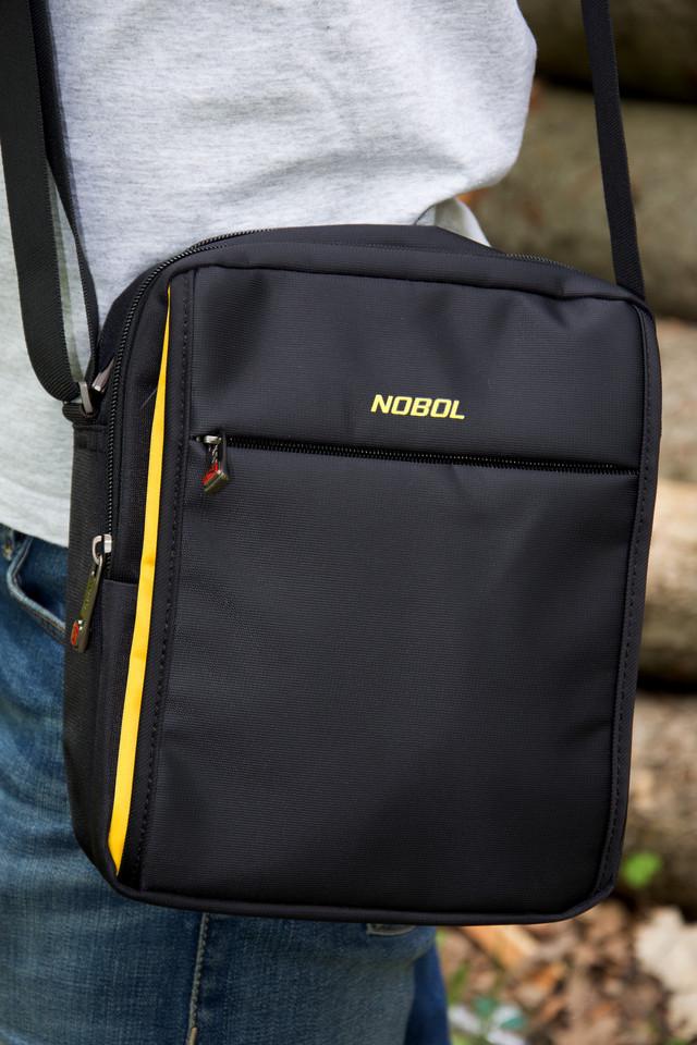 фирменная сумка для мужчин Nobol