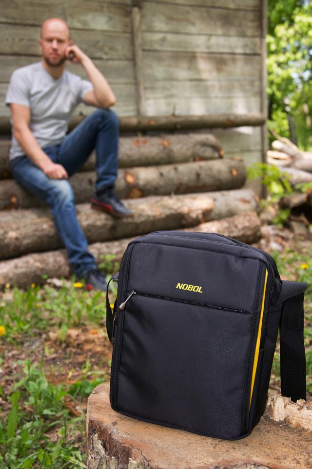 сумочка спортивная для мужчин
