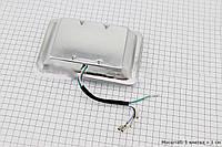 Фары квадратной передняя часть 6-LED TUNING