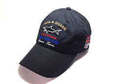 "Бейсболка ""Paul Shark"" (Black)"
