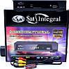 Спутниковый ресивер (тюнер) Sat-Integral S-1228 HD HEAVY METAL