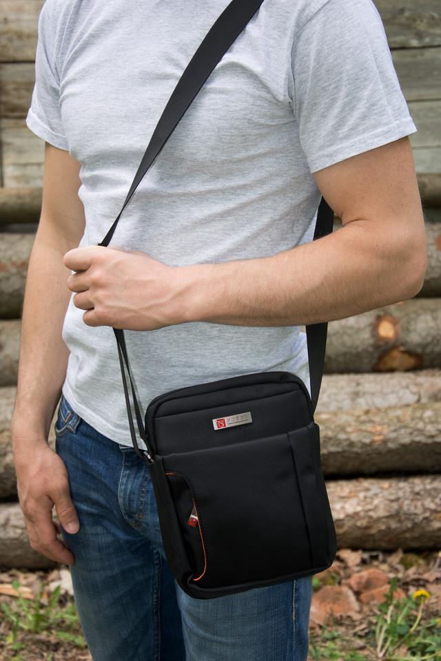 мужская сумочка через плечо