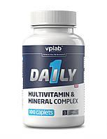 Витамины и минералы Daily 100 tab Vplab nutritions