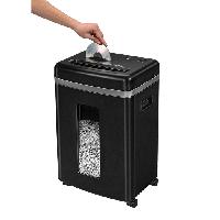 Знищувач паперу 450M, 9л., фрагменти 2х12мм, корзина 22 літр.