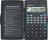 Калькулятор інженерний BS-110 8+2р., 56 ф-цій