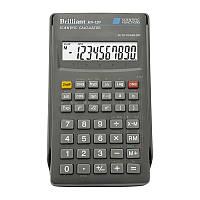 Калькулятор інженерний BS-120 10+2р., 56 ф-цій