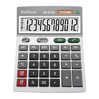 Калькулятор BS-812В  12р., 2-пит