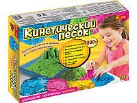 Кинетический песок 800 грамм Животные 4 цвета