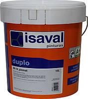 М-14 Пинмат - глубокоматовая краска для потолков ISAVAL 15л до 120м2
