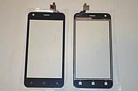 Оригинальный тачскрин / сенсор (сенсорное стекло) для Fly FS454 Nimbus 8 (черный цвет)