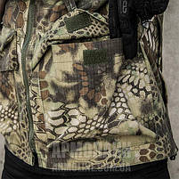 "Жилетка охотничья летняя ""HUNTER"" KRYPTEK // Размер S, фото 6"