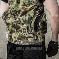 "Жилетка охотничья летняя ""HUNTER"" KRYPTEK // Размер S, фото 7"