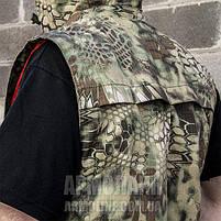 "Жилетка охотничья летняя ""HUNTER"" KRYPTEK // Размер S, фото 8"