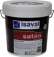Сатинадо Супер - краска с блеском для стен и обоев ISAVAL 4л до 60м2, фото 1