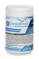 Crystal Pool Dry Chlorine Granules 1 кг - Хлорные гранулы для шоковой обработки воды  ( гиппохлорит кальция )