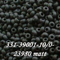 Бисер Preciosa 23980 mat
