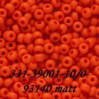 Бисер Preciosa 93140 mat