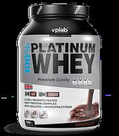 Протеин 100% Platinum Whey 2.3kg Vplab nutrition