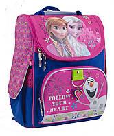 Рюкзак школьный 1 Вересня  553263 Frozen Rose Бесплатная доставка+подарок