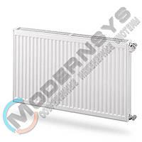 Радиатор Purmo Compact 21S 400x1000 боковое подключение