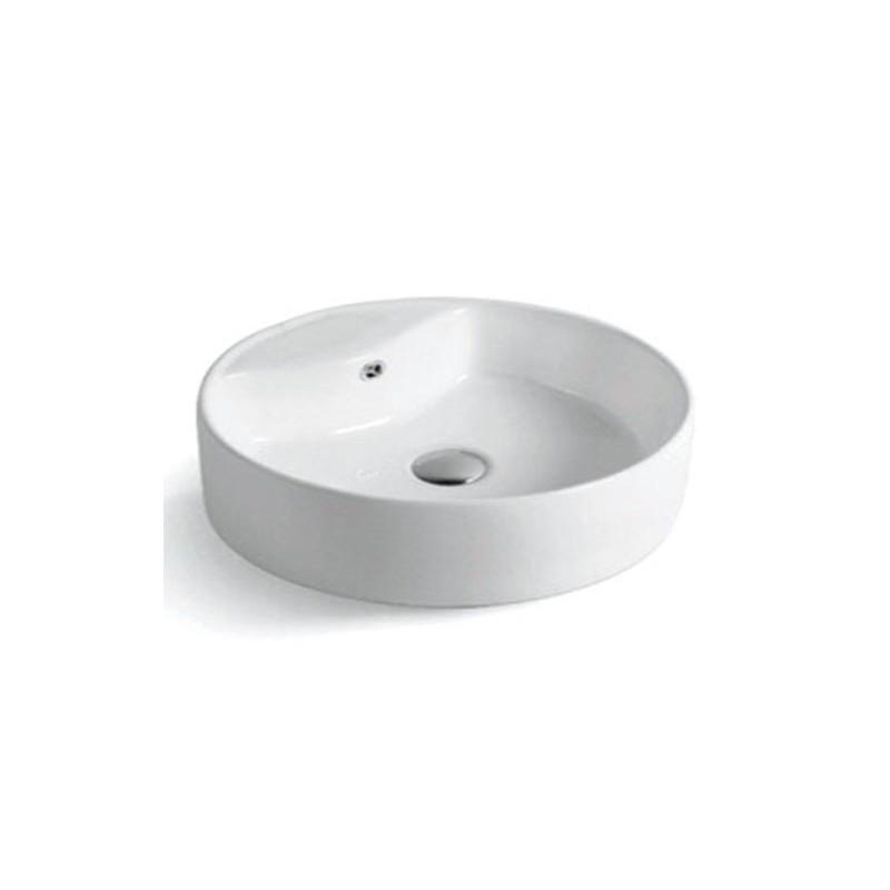 Умывальник NEWARC Countertop 47 (5017) белый, с/п, (46.5*46.5*15)