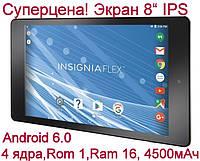 Американские планшеты Insignia Flex 8 NS-P08A7100