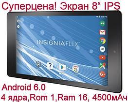 Американські планшети Insignia Flex 8 NS-P08A7100