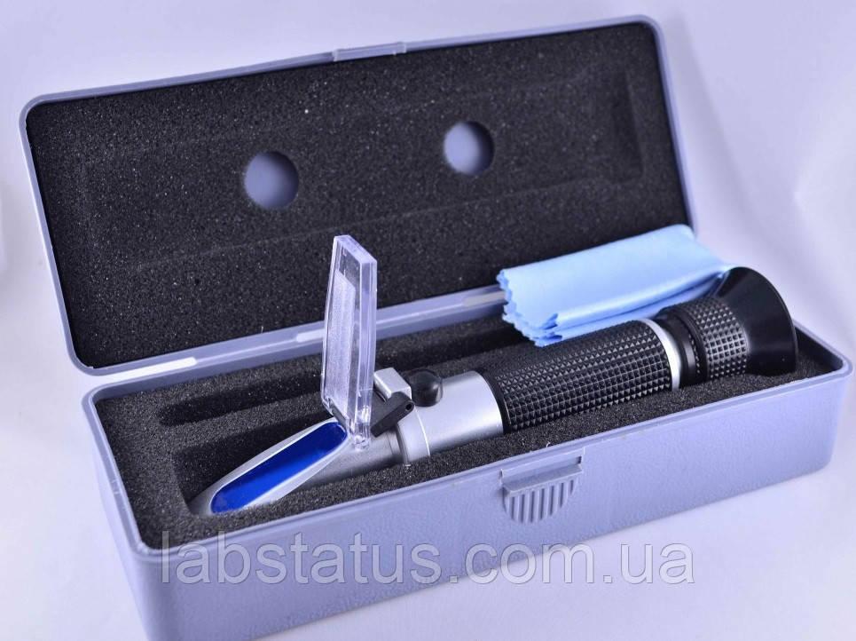 Рефрактометр для измерения удельной плотности мочи, плазмы крови и белка сыворотки WALCOM REF 301/311