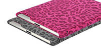 Чехол-книжка Nuoku ROYAL stylish leather case для iPad 3 Pink