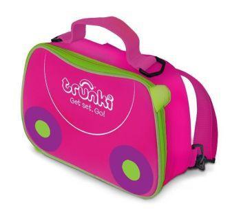 Детская термосумка, рюкзак 2 в 1 Trixie, Trunki TRUA0289