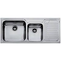 Кухонная мойка из нержавеющей стали Franke Galassia GAX 621, 101.0017.506, полированная